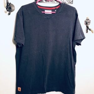 KANGOL mens soft fabric tee shirt 👕